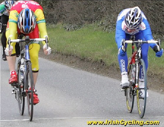 Bennett pips Lavery in Navan