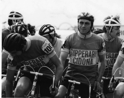 Bobby Power; Paddy Power and Bobby Sheehan during the 1978 Rás Tailteann