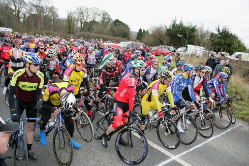 Carrick Wheelers Cup 2011 Race Pictures Part A (Before the Start)