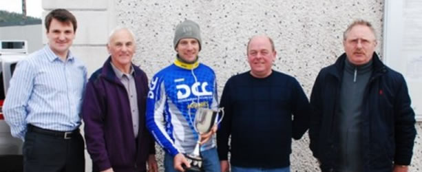 Dungarvan's Mark Power Wins 2011 Carrick Wheelers Cup!