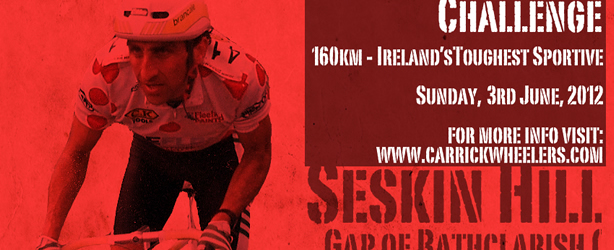 Carrick Wheelers Challenge Sportive Event Info