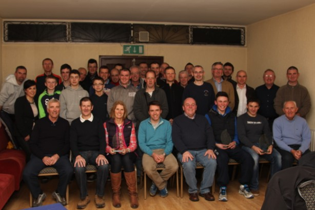 The 59th Iverk Produce Carrick Wheelers AGM 20th November 2013