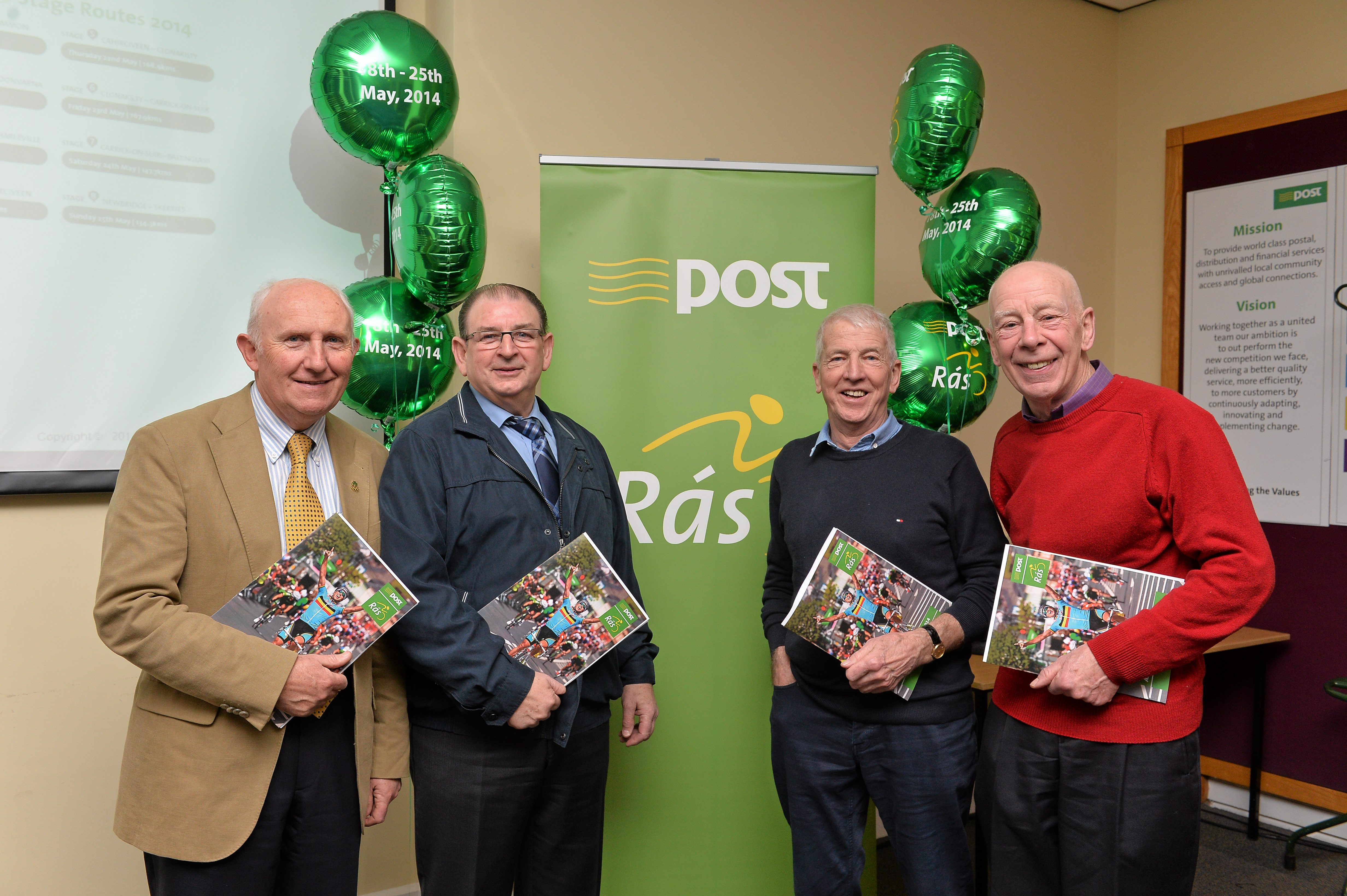 PRESS RELEASE: An Post Rás 2014 comes to Carrick!