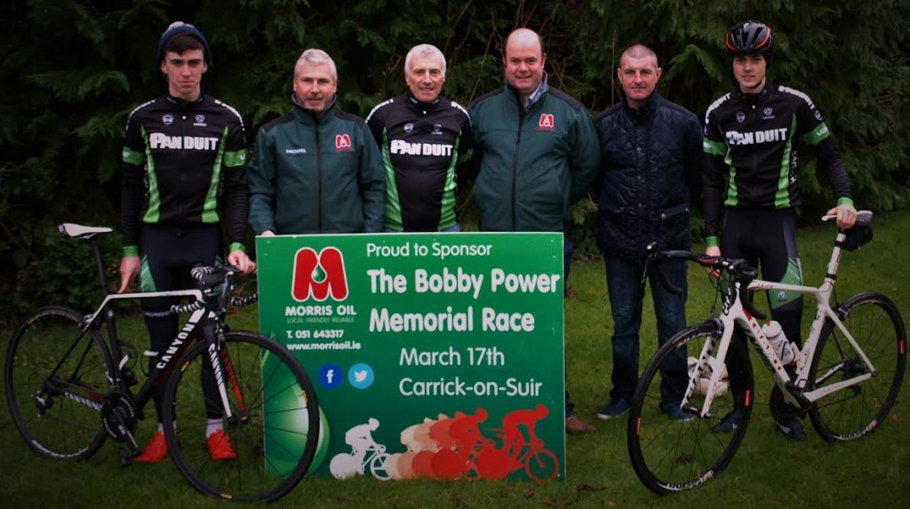 Patricks Day Race Sponsored by Morris Oil
