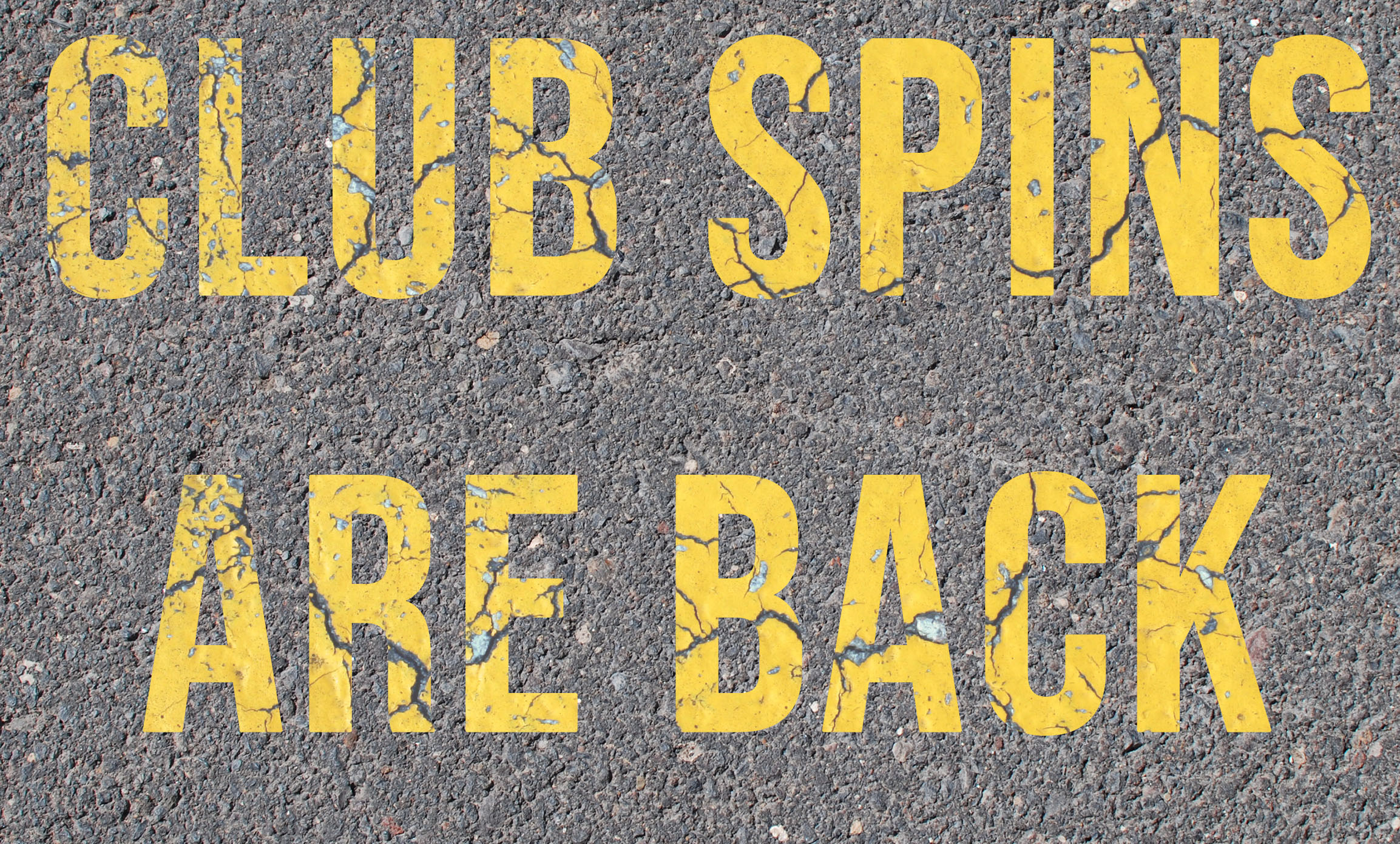 Panduit Carrick Wheelers | Club Spins are Back