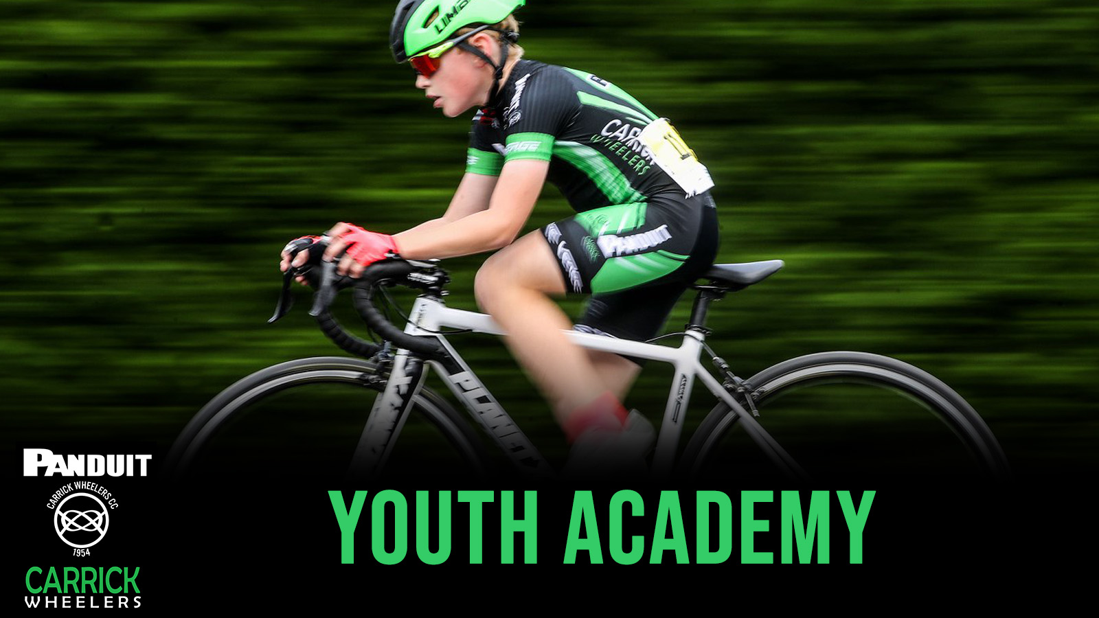 Panduit Carrick Wheelers Youth Academy | North West Youth Tour 2021 & Munster Road Races